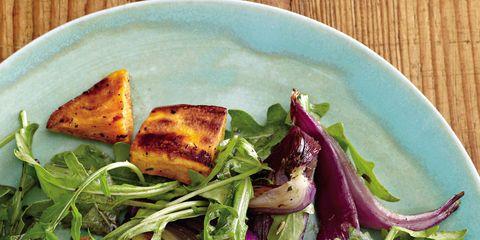 Food, Cuisine, Ingredient, Salad, Leaf vegetable, Recipe, Dish, Plate, Dishware, Vegetable,
