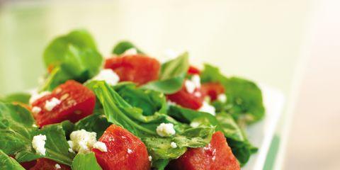 Food, Produce, Vegetable, Ingredient, Salad, Leaf vegetable, Dish, Fruit, Garnish, Recipe,