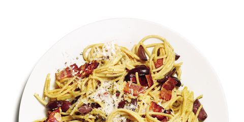 Cuisine, Food, Spaghetti, Noodle, Ingredient, Chinese noodles, Dish, Pasta, Recipe, Staple food,