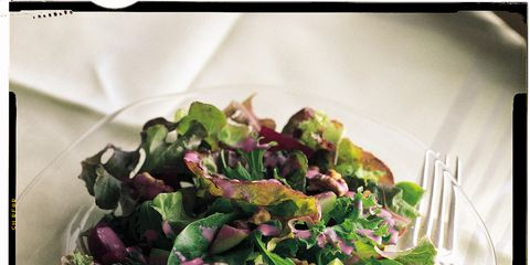 Food, Dishware, Salad, Leaf vegetable, Vegetable, Kitchen utensil, Produce, Cuisine, Recipe, Ingredient,