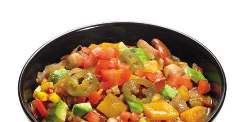 Food, Cuisine, Vegetable, Ingredient, Recipe, Bowl, Produce, Salad, Vegetarian food, Mixture,