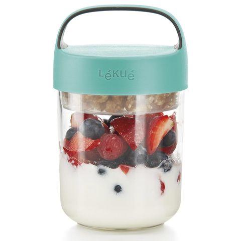 Recipiente Jar to Go de Lékué en Amazon.es