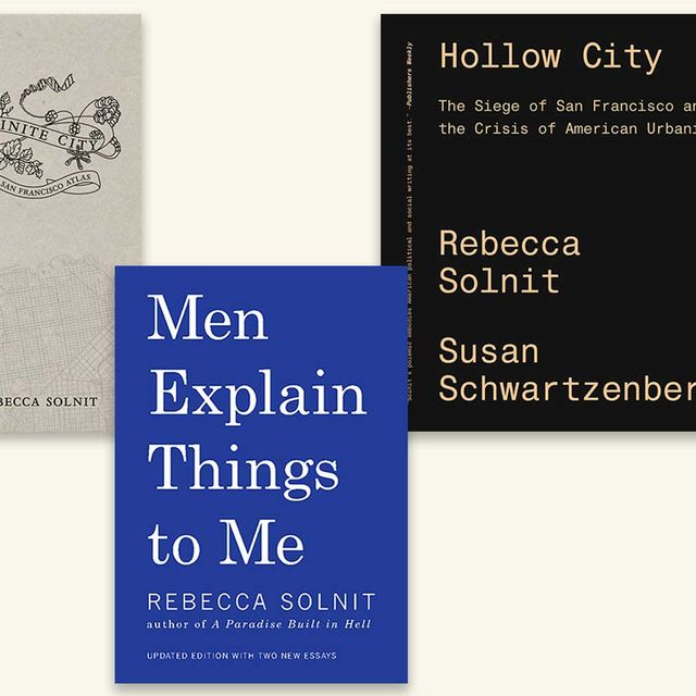 rebecca solnit, recommended books