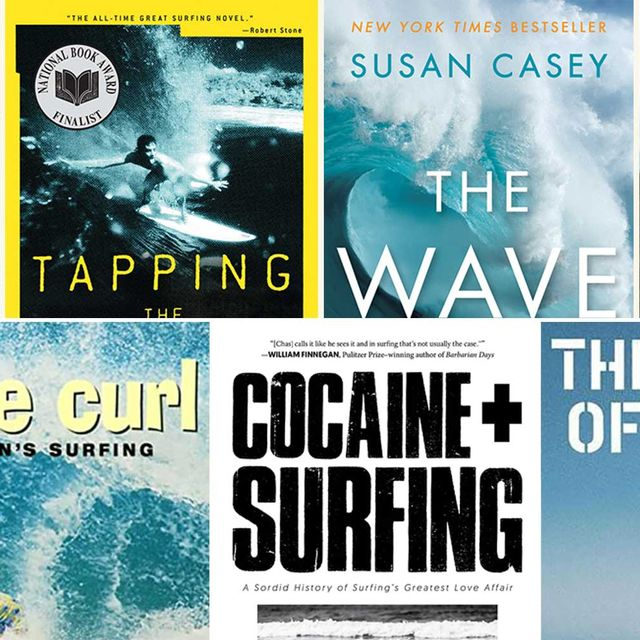 recommended surfing books