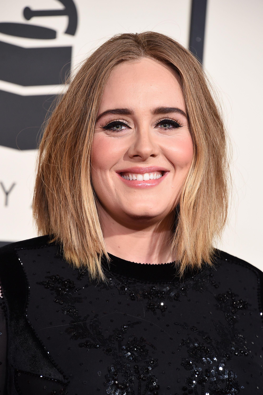 Adele Shows Off a Sleek, Monochromatic Sportswear Look in Los Angeles