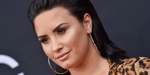 Demi Lovato at the 2018 Billboard Music Awards