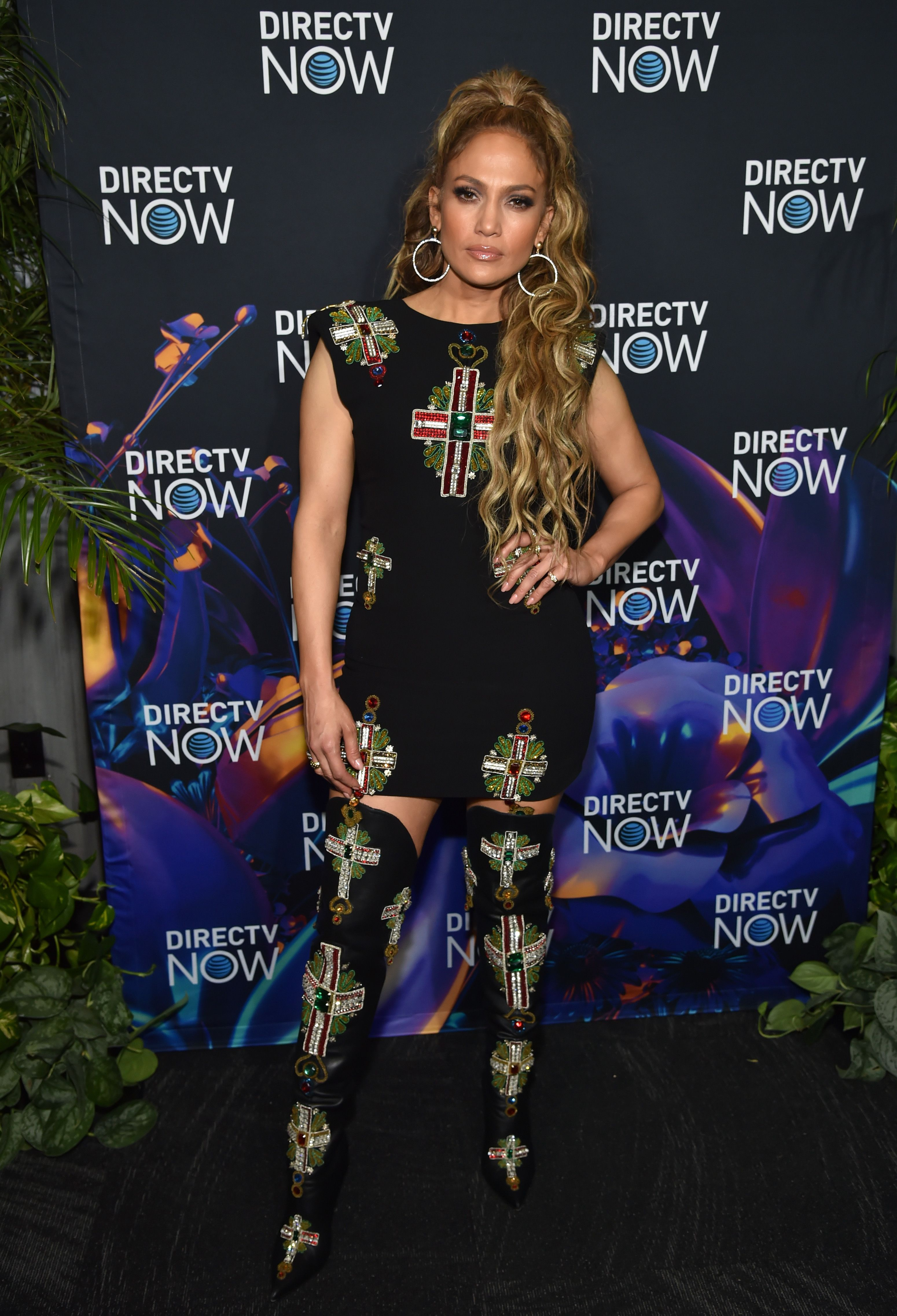 b7831d443c J. Lo's Most Perfect Fashion Moments - Best Jennifer Lopez Outfits From 2018
