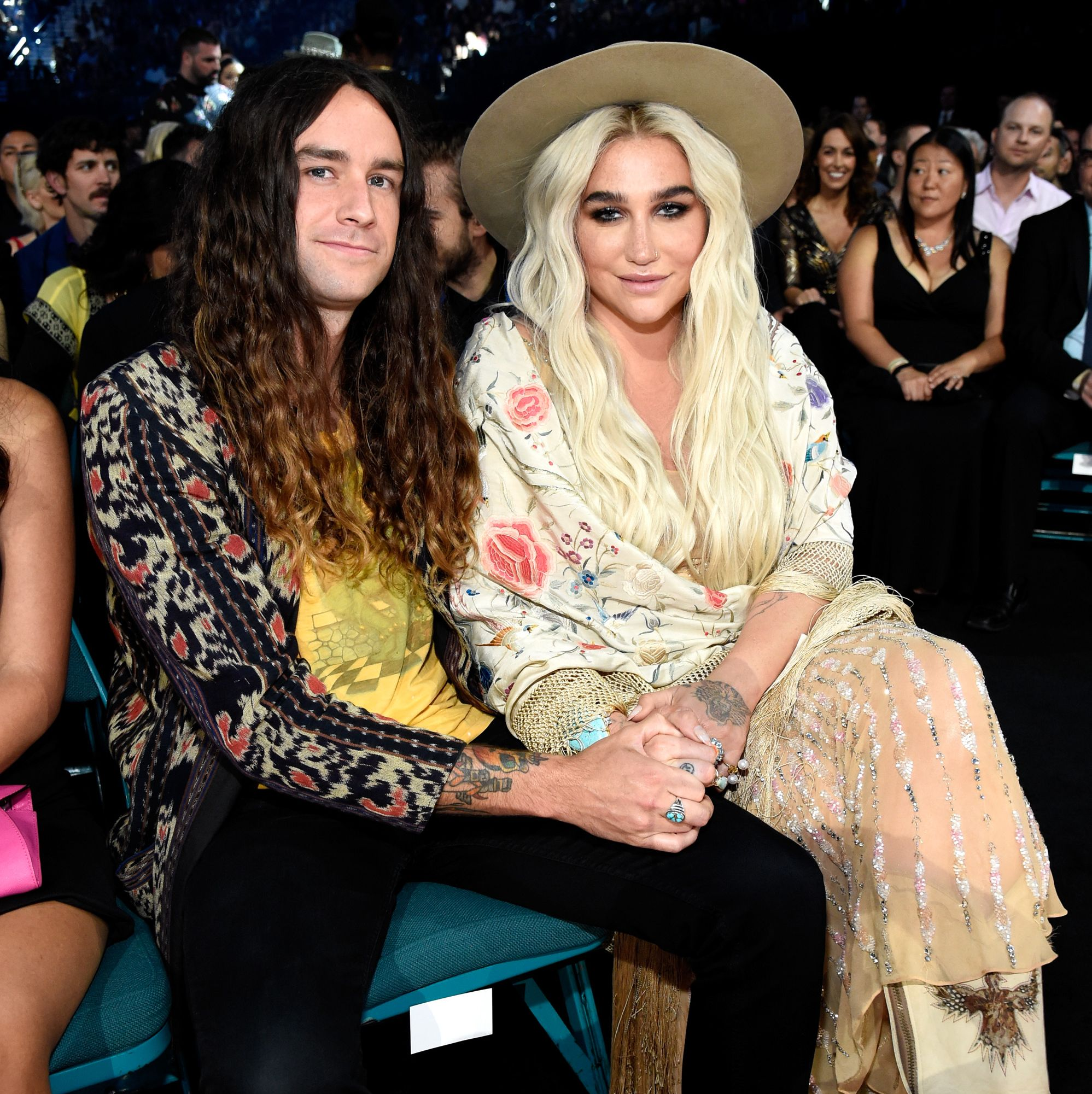 Who Is Kesha's Boyfriend Brad Ashenfelter? These Two Are Freaking Adorable