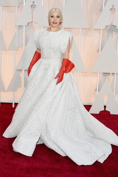 Oscars Outfits That Didn't Quite Work - Lady Gaga