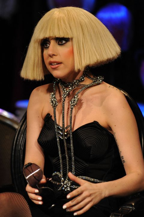 Lady Gaga S Best And Most Outrageous Hairstyles Lady Gaga Hair