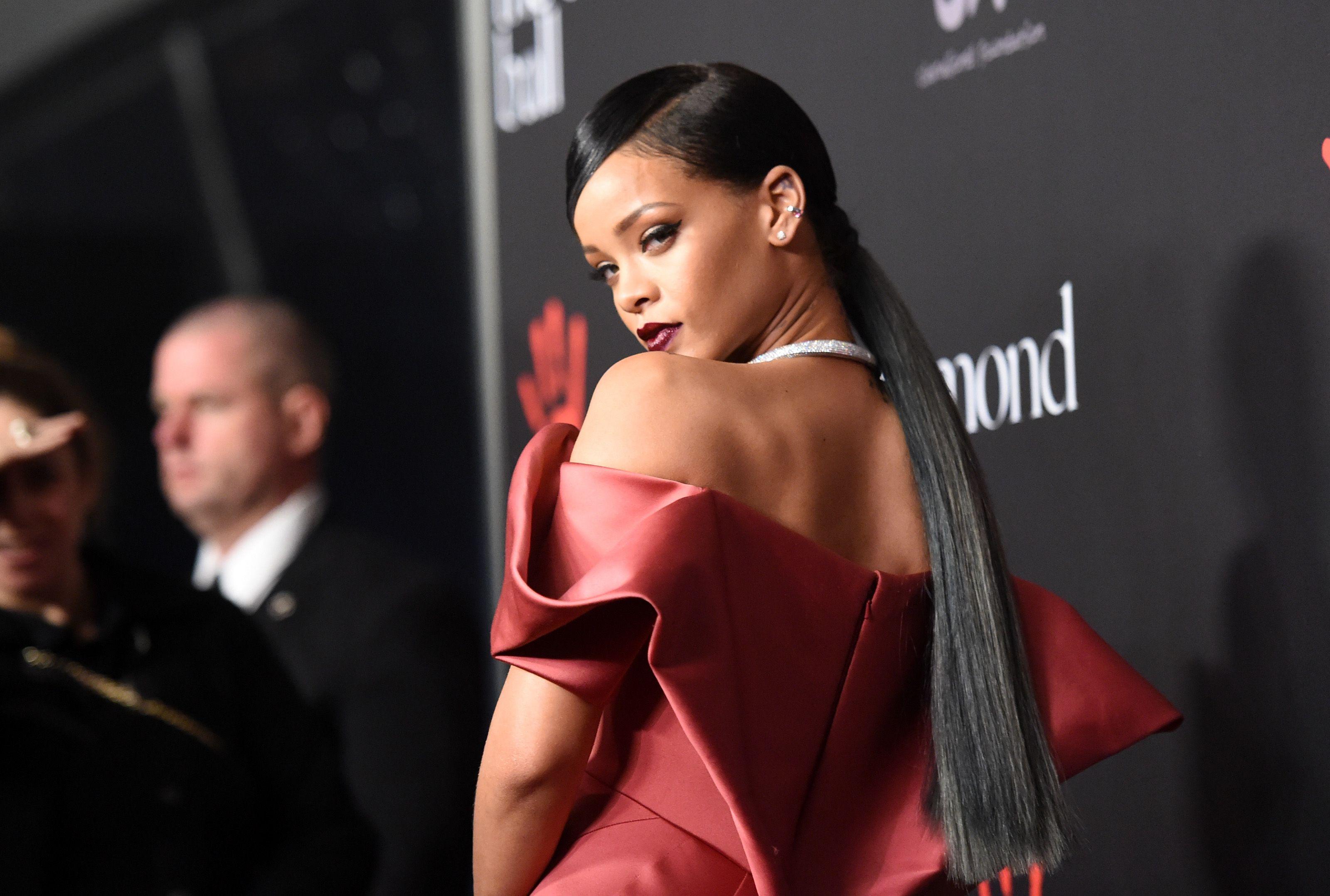 Rihanna splits up with boyfriend Hassan Jameel