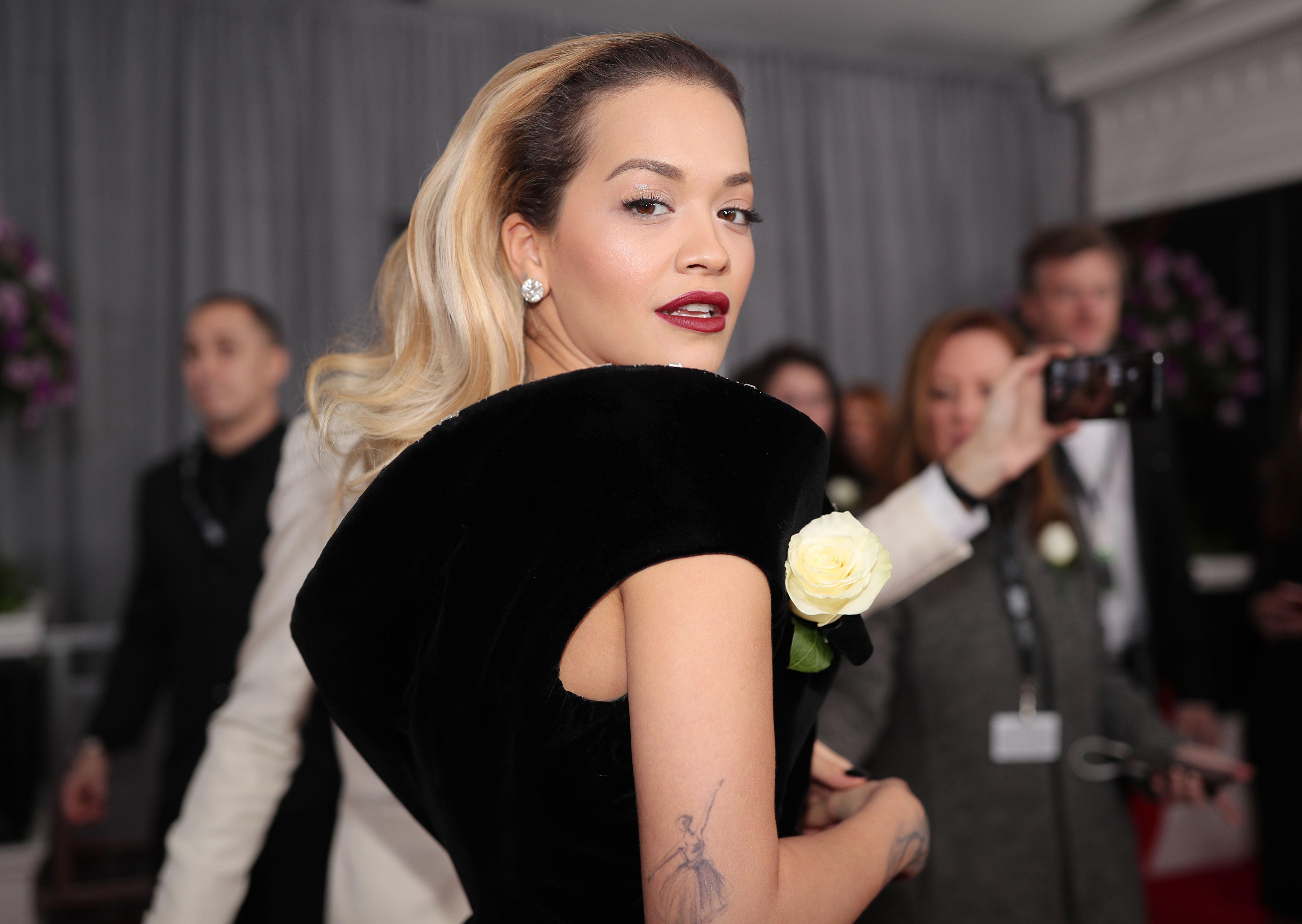 3dcc752bc0511 Watch Singer Rita Ora Talk About the Release of Album