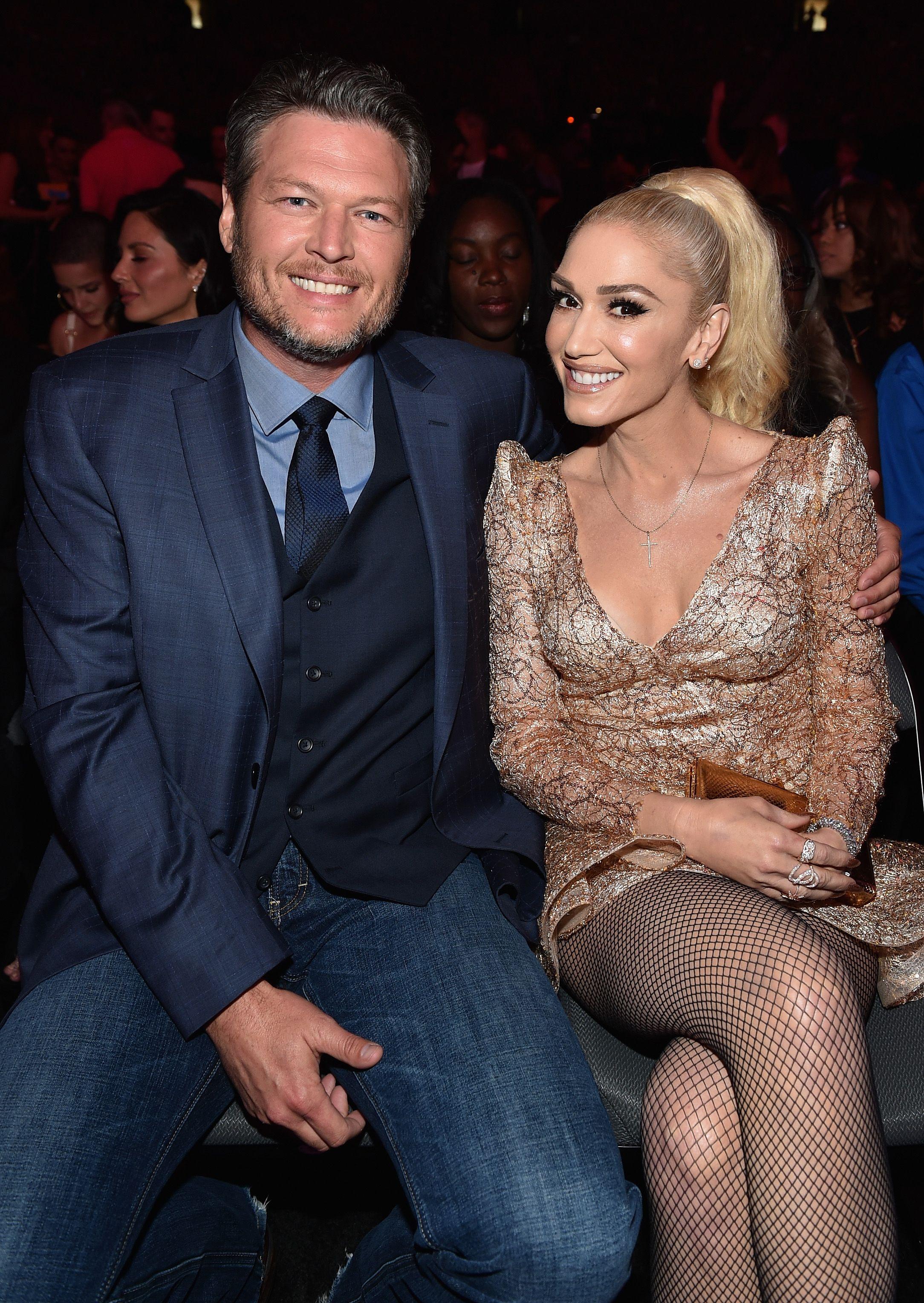 WHO  s dating Gwen Stefani