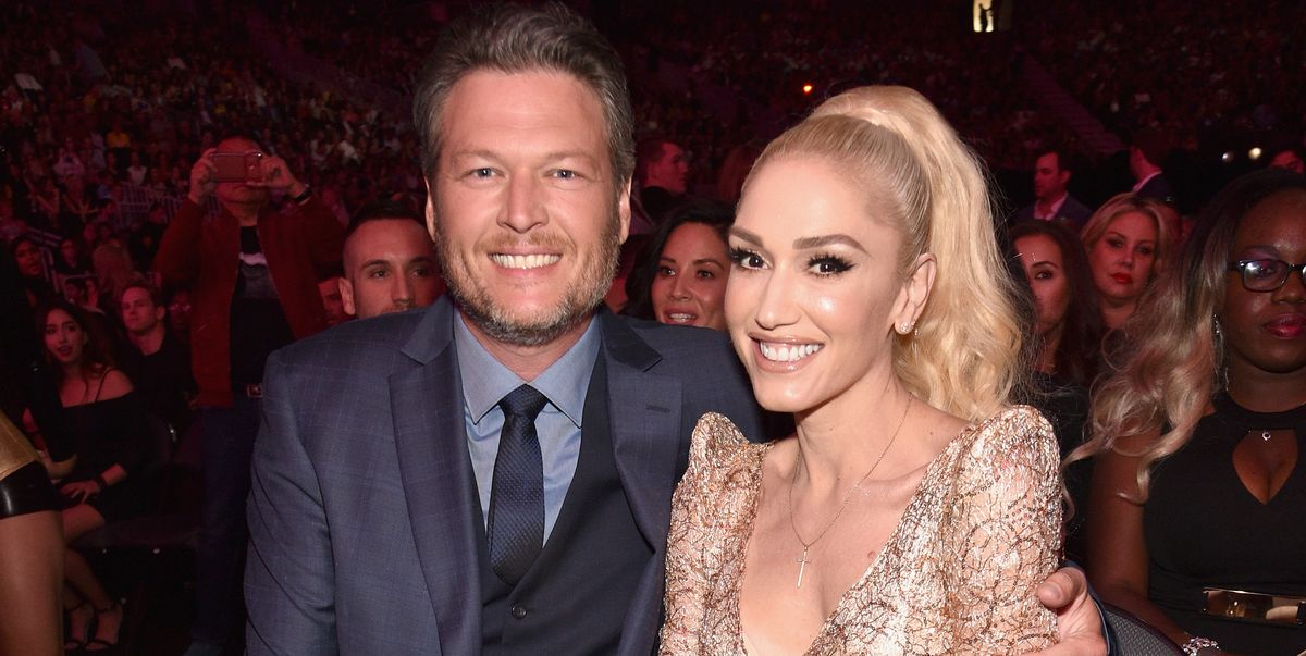 Everyone Thinks Gwen Stefani and Blake Shelton Are Secretly Married After Seeing New Photos - Yahoo Lifestyle