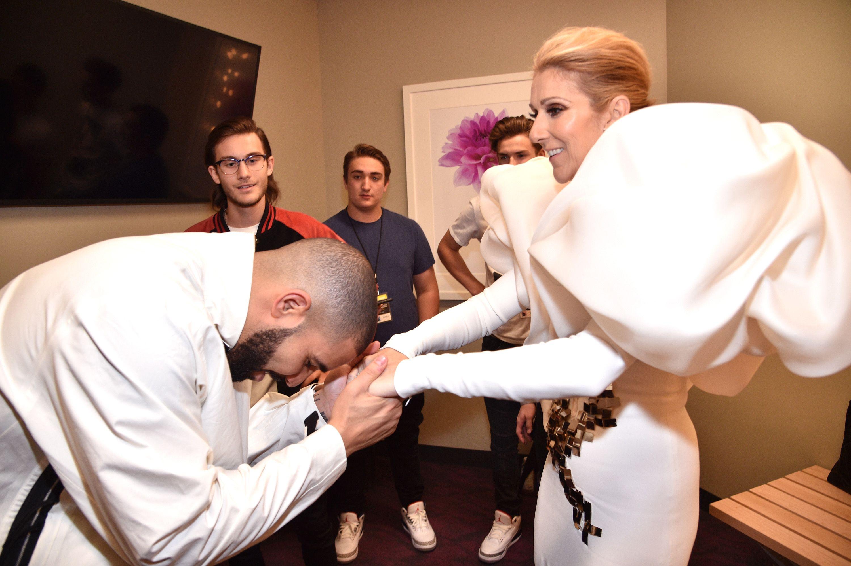 Drake Celine Dion