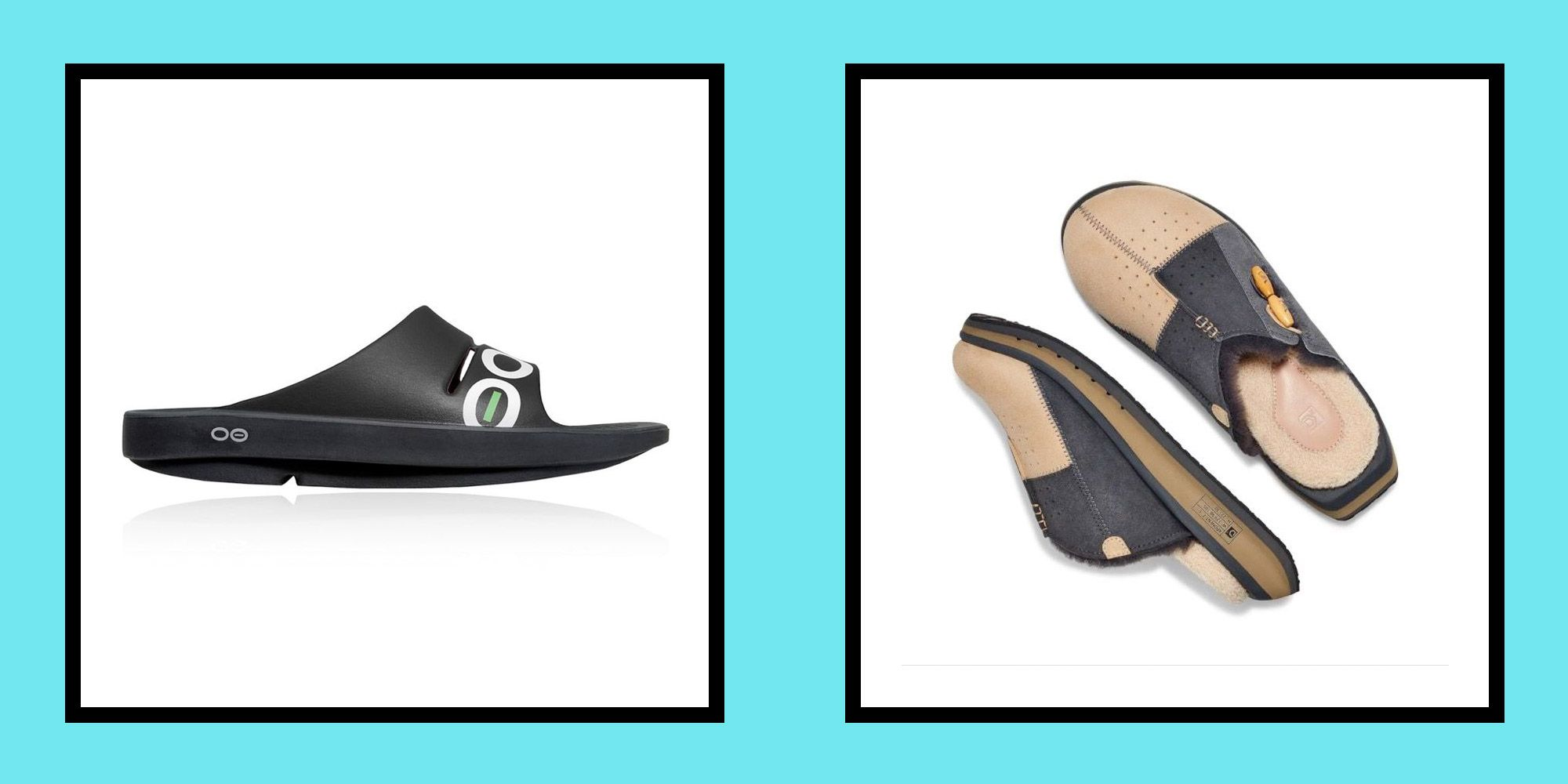 The best recovery shoes, sliders and flip flops to look after your feet post-run