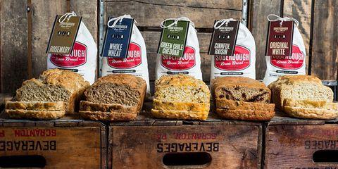 soberdough nashville beer bread selection