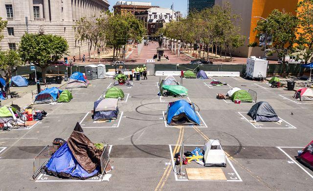health virus homeless
