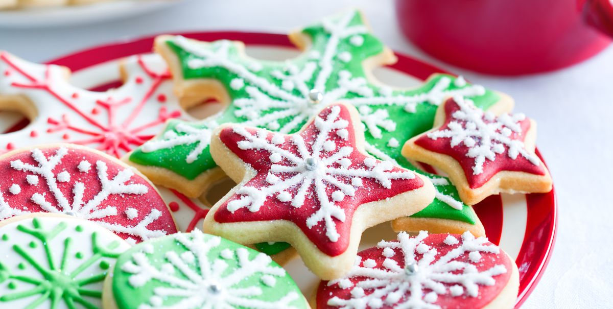 Санта не придет, пока ты не приготовишь это рождественское печенье