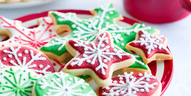 How to Make Christmas Butter Cookies