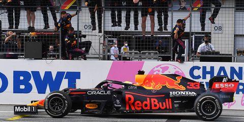 formula one styrian grand prix