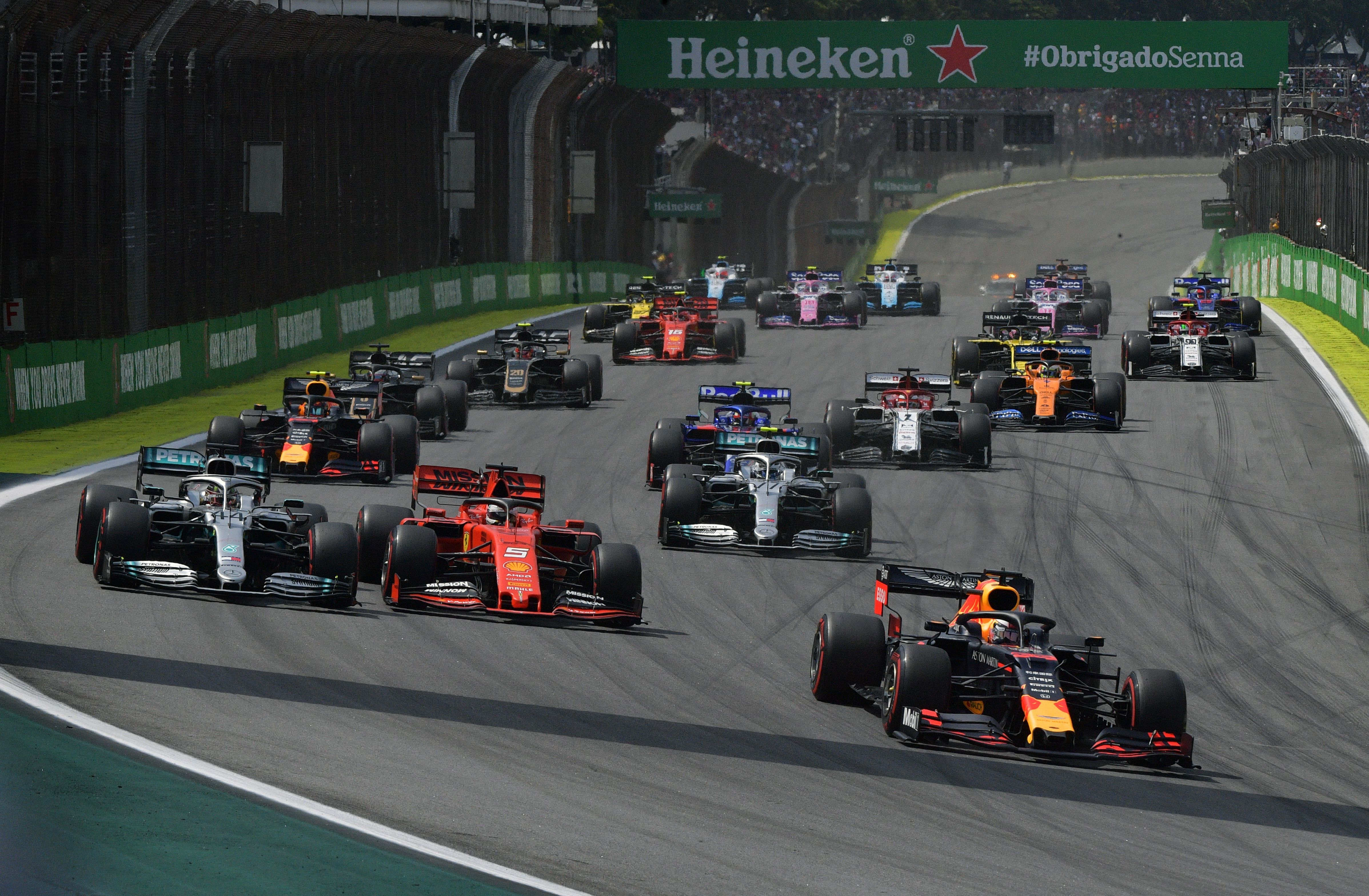 F1 Race Promoters In Brazil Mexico May Sue Over Canceled Races