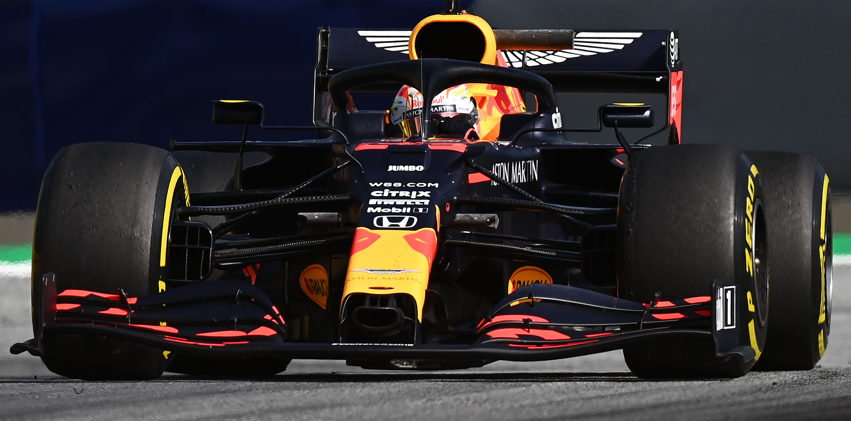 Friday F1 Practice Results Max Verstappen Red Bull Post Quickest Times For Styrian Grand Prix