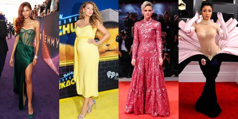 The Best Red Carpet Dresses Outfits Of 2019