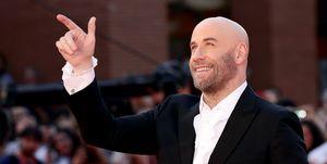 John Travolta Red Carpet - 14th Rome Film Fest 2019