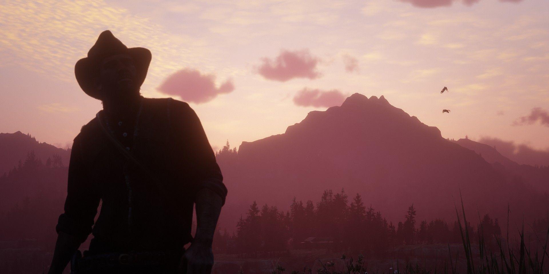 Red Dead Redemption 2 asesino en serie