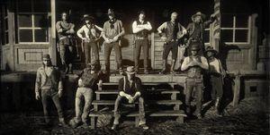 banda Van der Linde Red Dead Redemption 2