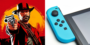 Red Dead Redemption 2, Nintendo Switch