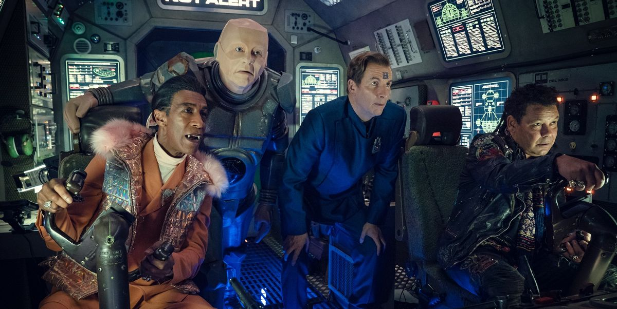 Red Dwarf's Craig Charles on secret to maintaining show's legacy