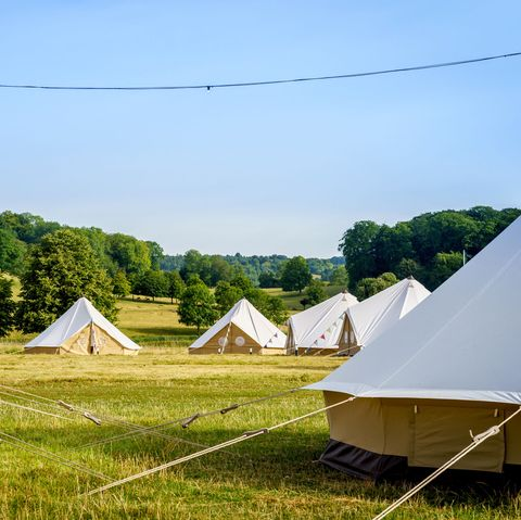 escape to norfolk for summer glamping with the family