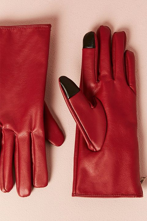 Red Gloves Amazon