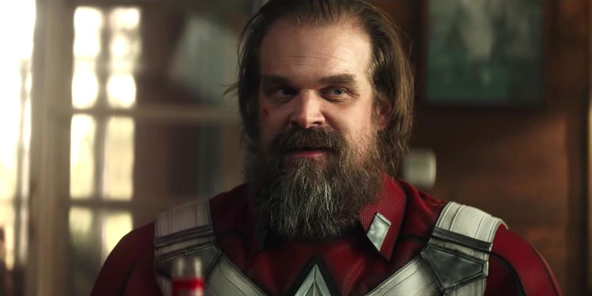 David Harbour Wants Black Widow Streaming Release
