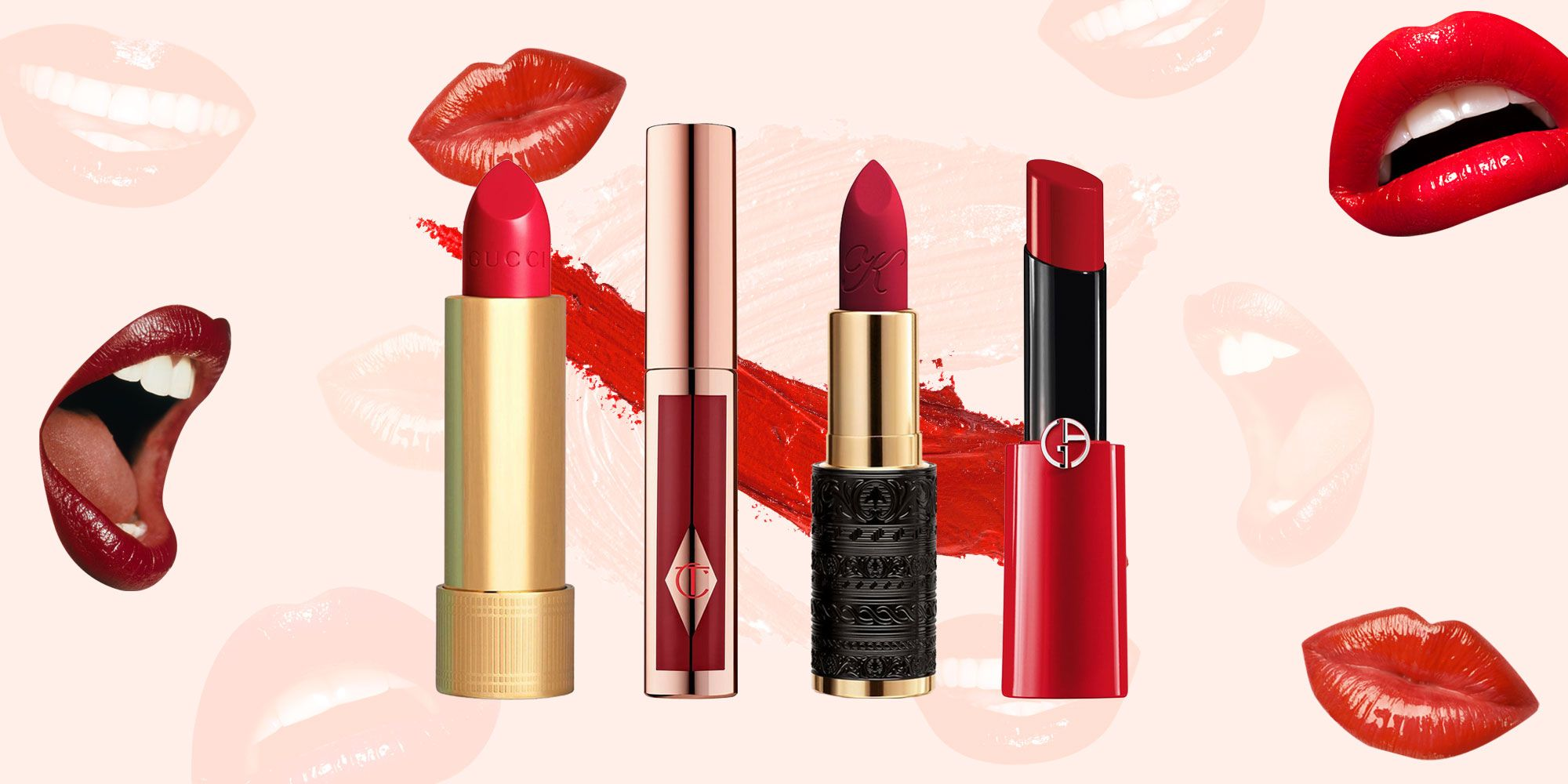 20 Best Red Lipsticks Of 2020 Most Popular And Iconic Red Lipsticks