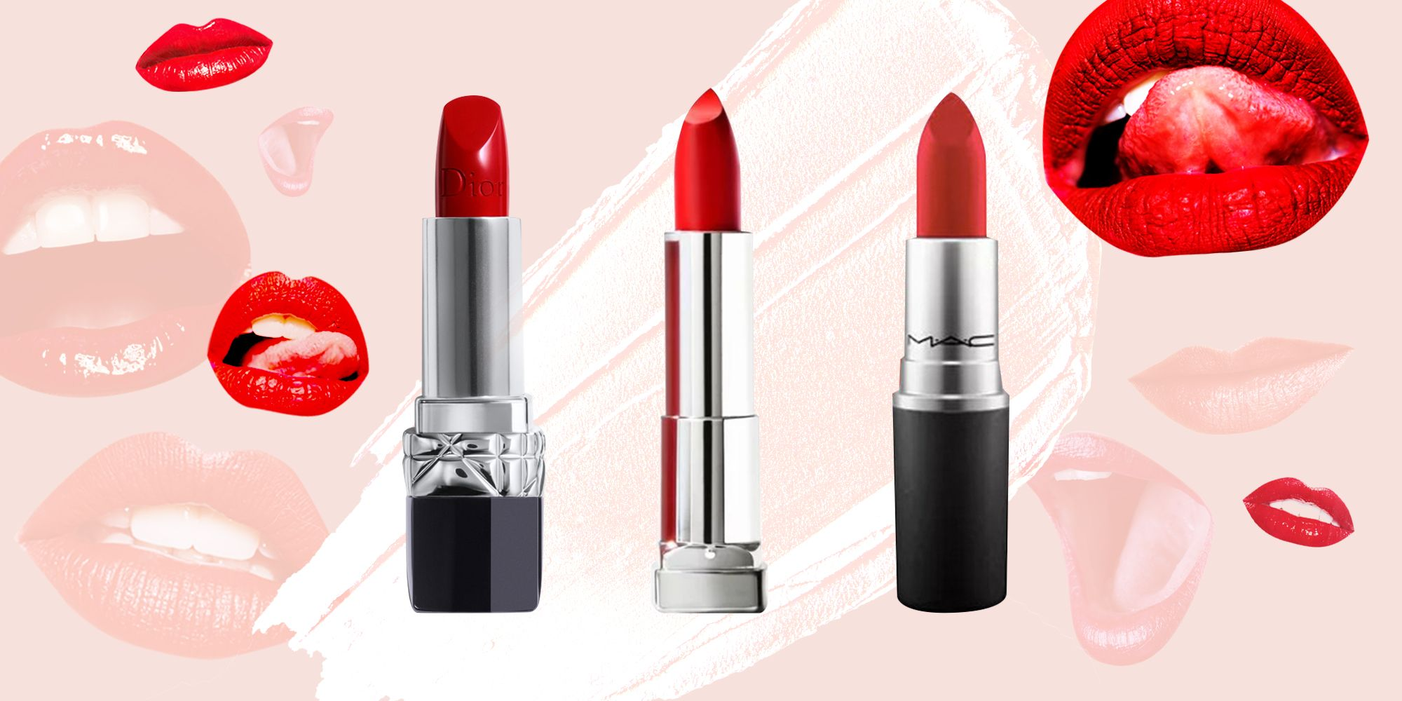 55ca422efadf3d Best Red Lipstick - Most Popular Red Lipsticks