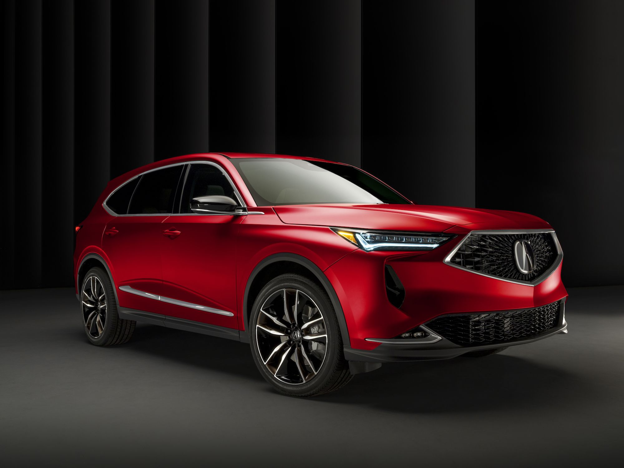 Acura Mdx Type S Will Put 355 Hp In A Handsome Package