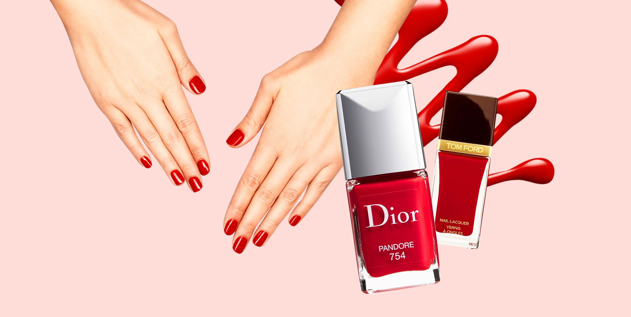 13 Best Red Nail Polish Colors And Shades Of 2021