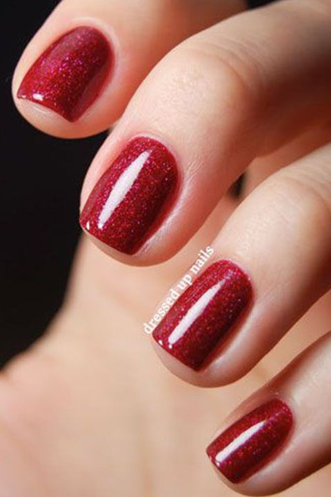 Finger, Skin, Red, Nail care, Nail, Nail polish, Manicure, Pink, Magenta, Style,