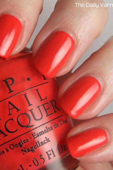 Finger, Skin, Red, Liquid, Nail, Text, Nail care, Nail polish, Manicure, Pink,