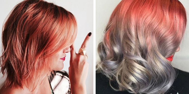 12 Cool Ombr 233 Color Ideas For Red Hair Red Ombr 233 Hairstyles