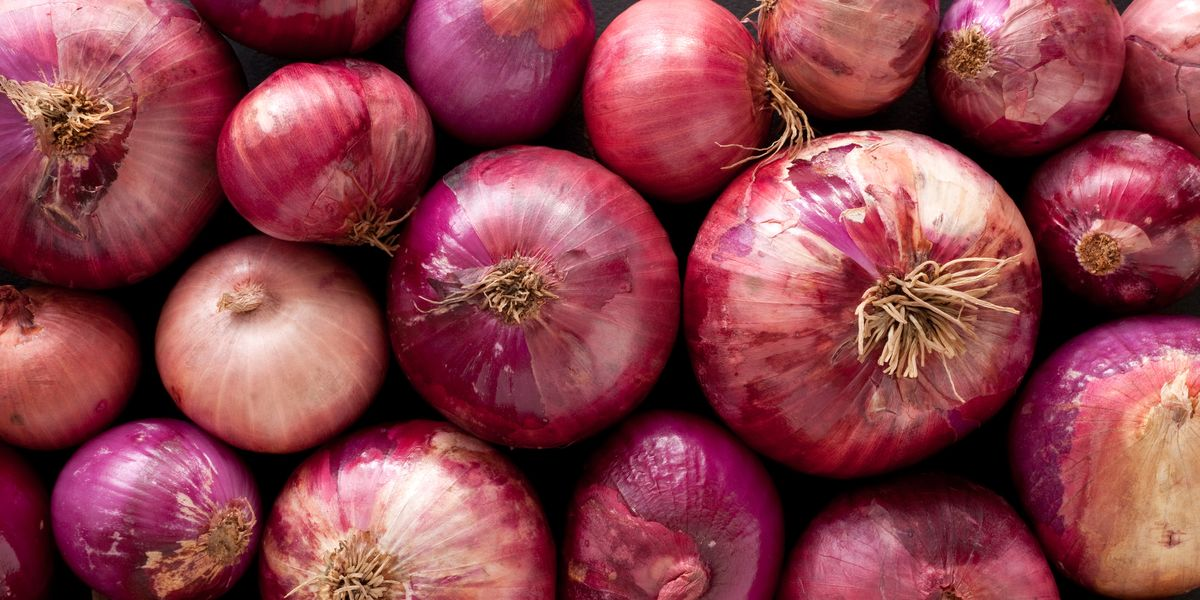 CDC Links Red Onions to a Salmonella Outbreak That Has Sickened Hundreds in 43 States
