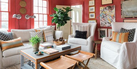 Best Red Paint Colors Gorgeous Rooms With