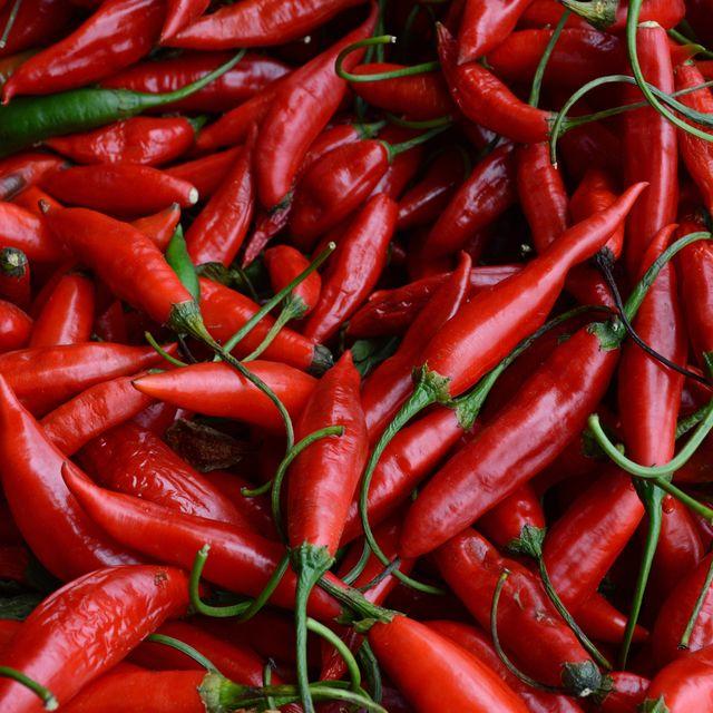 red pepper pimenta dedo de moça