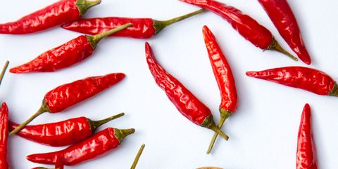 Red Peppers and spoon