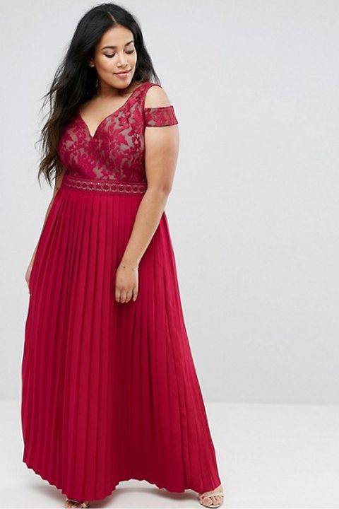 16 Gorgeous Plus Size Prom Dresses Of 2018 To Show Off