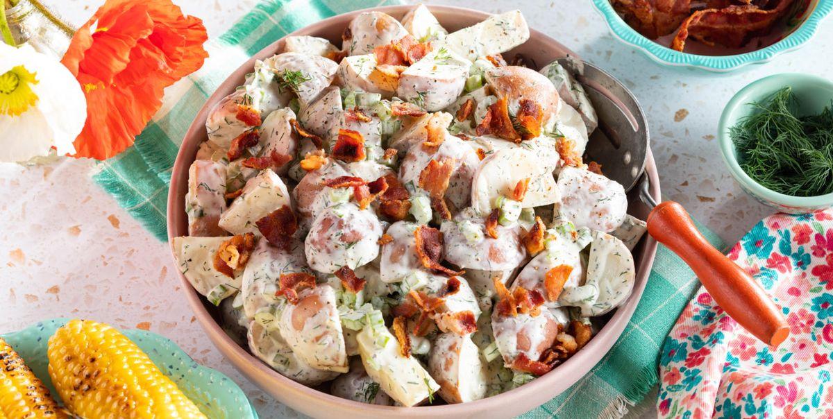 Easy Potato Salad Recipe Pioneer Woman
