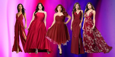 77b73fe3661 image. Courtesy. Why blend in when you can stand out with a bold red dress